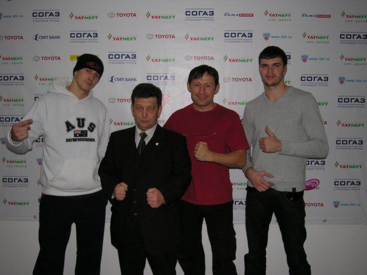 Gurkov, Akhmetov, Shashkin