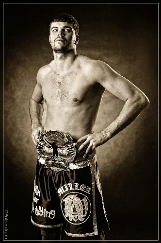 It\'s Showtime World champion portrait
