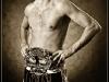 It\'s Showtime World champion portrait