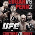 Couture-Toney between fighters, not sports – Fightnews.com