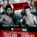 Thailand Versus Germany – Thailand Vs. Challenger