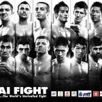 THAI FIGHT Round 1