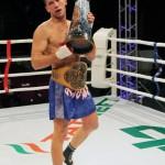 Александр Стецуренко занял 1 место в категории до 80 кг боев по правилам TNA