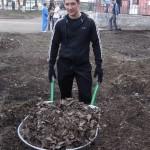 Кузбасские спортсмены навели порядок в Кемерове