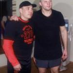 Федор Емельяненко вышел на ринг с Денисом Лебедевым