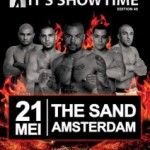 (English) It's Showtime the Sand Amsterdam *RESULTS*