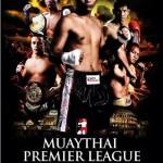 (English) MuayThai Premier League 2nd round in Rome