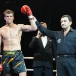 В Краснодаре титул чемпиона мира по кикбоксингу K-1 обрел нового обладателя