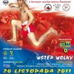 Открытый Чемпионат Польши по муай тай IFMA