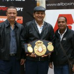 Пояс чемпиона мира по версии WBA прибыл в Москву
