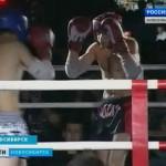 В Новосибирске состоялся международный турнир по тайскому боксу