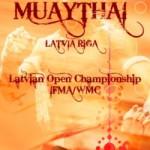 Осиповичские тай-боксеры достойно выступили на открытом Чемпионате Латвии по Муай Тай среди любителей