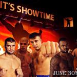 Анонс Its Showtime 30 июня 2012