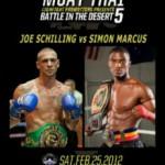 (English) Sherdog forum thread: Marcus vs Schilling
