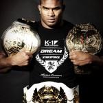Алистар Оверим: Мне не хватает только пояса UFC