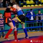 В Сочи прошло Открытое первенство по тайскому боксу