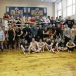 Подготовка к Кубку России Нижегородской сборной по тайскому боксу в Белоруссии