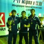 Результат выступления сборной Кемеровской области на Кубке России