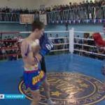 В Красноярске прошёл открытый чемпионат города по тайскому боксу