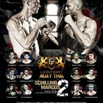 Lion Fight Muay Thai: Schilling vs. Marcus II состав пар турнира
