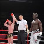 Третья победа Аскерова за последний месяц
