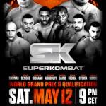 постер SuperKombat 2012 World Grand Prix II