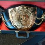 Пояс чемпиона мира Glory среди тяжеловесов