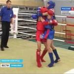В Приволжской столице проходит Чемпионат России по тайскому боксу