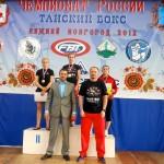 Интервью с чемпионкой мира по Муай Тай Валерией Дроздовой.