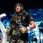 Звезда К-1 Джабар Аскеров выиграл нокаутом в Австралии на Night of Mayhem 5