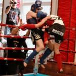 Городской турнир «Открытый Ринг» по тайскому боксу среди любителей.