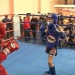 Первенство Прокопьевска по тайскому боксу