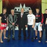 Четыре золота на Кубке Главы города в Ярославле