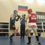 Универсиада по тайскому боксу 2012