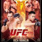 Результаты турнира UFC Macao (ВИДЕО)