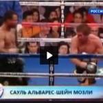 Топ-5 боев 2012 года (видео)