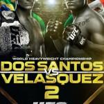 Прямая трансляция UFC 155: dos Santos vs. Velasquez II