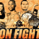 Результаты Lion Fight 8