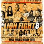Афиша Lion Fight 8