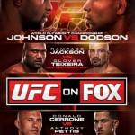 Прямая трансляция UFC on FOX 6