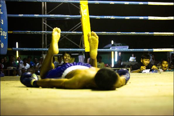Тайский бокс Википедия