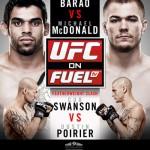 Прямая трансляция UFC on Fuel TV 7