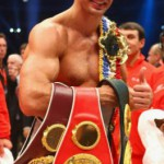 Владимиру Кличко исполнилось 37 лет