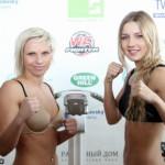 Екатерина Вандарьева не смогла настроиться на бой с Аленой Хола