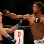 Бенсон Хендерсон остается непобежденным в UFC