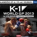 Отборочный турнир K-1 World Grand Prix в Вильнюсе