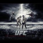 Афиша UFC 159