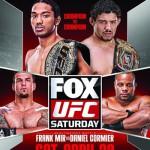 Прямая трансляция UFC on FOX 7