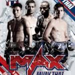 Результаты MAX Muay Thai (видео)