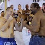 Риддик Боу дебютирует в тайском боксе